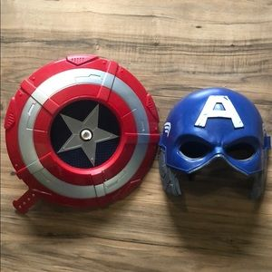 Captain America accessories costume